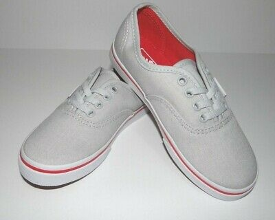 2127661fc1e New Vans Youth Boys Authentic Lo Pro Canvas Casual Shoes US 11 UK 10.5 EU  27.5