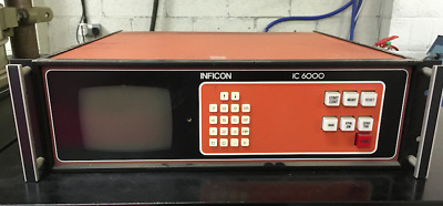 Inficon IC6000 thin film deposition controller