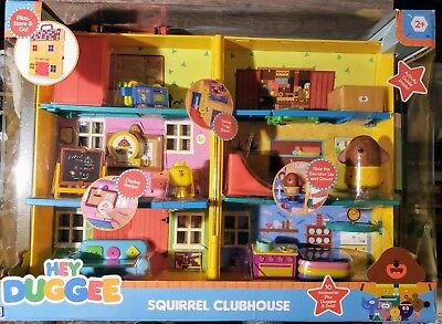 HEY DUGGEE CLUBHOUSE PLAYSET