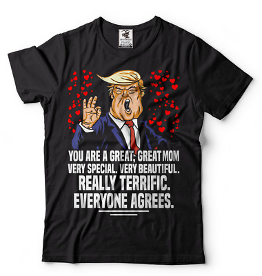 Great Mom Donald Trump Supporter Republican T-shirt US Election 2020 Shirt