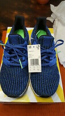 1a014d68b ADIDAS ULTRA BOOST 4.0 Hi Res Blue Cloud White. CM8112. Size 8. NEW ...
