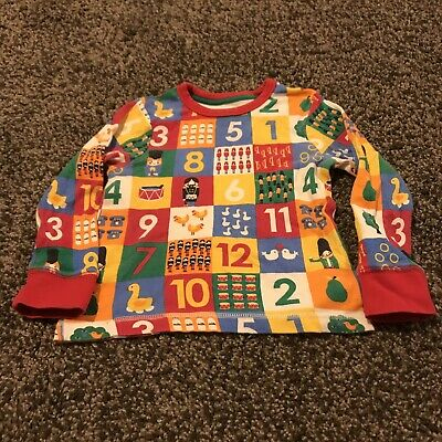 Little Bird 12 Days Long Sleeve T Shirt 18-24 Months