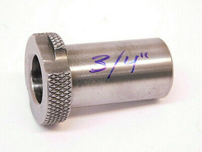 "All American Drill Bushing #12 ID x 5//16/"" OD x 3//4/"" L; SF Slip//Fixed Renewable"