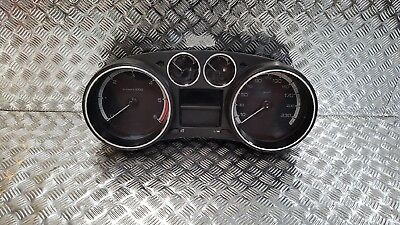 Compteur Peugeot 308 Phase 1 - 1.6 HDI 110