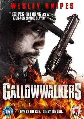 Gallowwalkers Blu Ray - BLU-RAY New Sealed