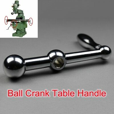 SR Milling Machine Part Ball Crank Table Handle for Bridgeport Type Mill