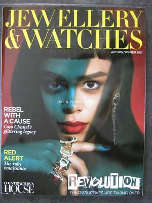 Country & Town House magazine Jewellery & Watches supplement Coco Chanel Ruby