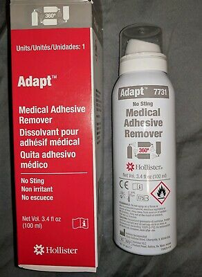 *HTF! 3.4oz Size!!* Hollister Medical Adhesive Remover, Reference #7731.
