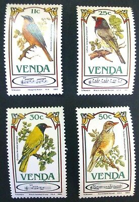 VENDA STAMPS MNH - Songbirds, 1985, **