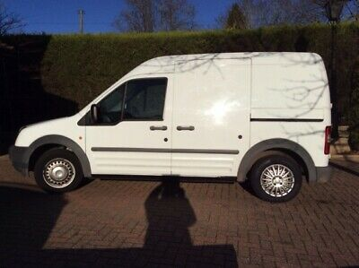 Ford Transit Connect 2007 Window Cleaning Van 350Ltr Facelift 2 Man System