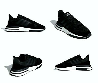 922afab75d7 ADIDAS ORIGINALS ZX 500 RM Men s Shoes Core Black Cloud White Core ...
