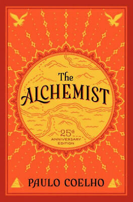 The Alchemist by Paulo Coelho (25 Anniversary Edition) (PDF-Delivery)