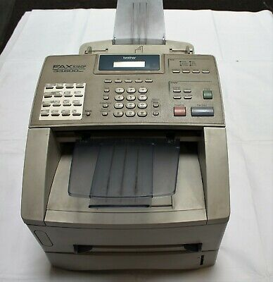 Brother Fax Machine 8360P Used Office Equipment