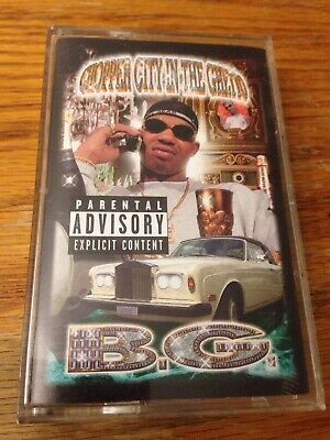Chopper City in the Ghetto by B.G. (Rap) (Cassette, May-1999, Cash Money)