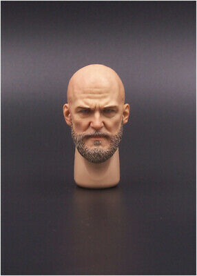 1//6 Iron Man BOSS Bearded Mango Head Sculpt A-20 Fit12/'/' Male Body Action Figure