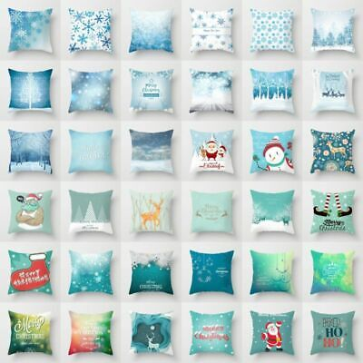 "18"" Winter is Coming Polyester Home Decor Throw Pillow Case Cushion Cover"