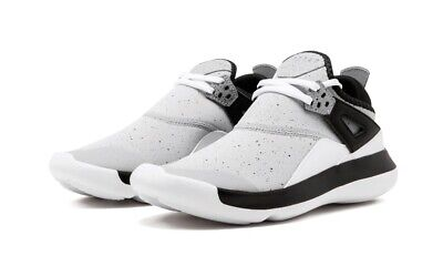 bd240681c40467 Nike Jordan Fly 89 BG Basketball Kids Youth Shoes Sneakers Wolf Grey Black  Sz 7y