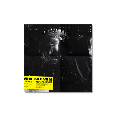 [Pre Order 7-15 Days] Shinee : Taemin - Mini Album Vol. 2 - Want ( Random Ver. )