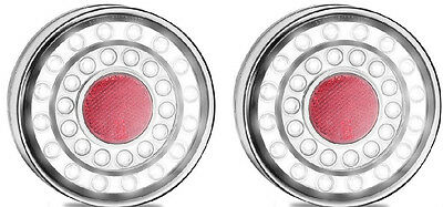 Trailer Reverse/ Reflector Lamps  X 2 Maxi Lamp Series Led Autolamps