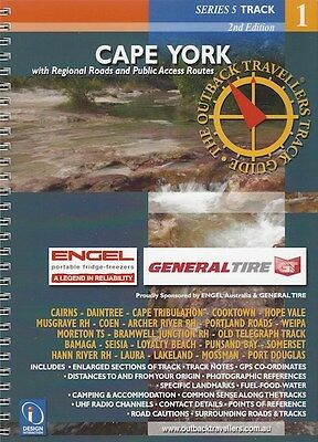Cape York Track Guide *FREE SHIPPING - NEW*