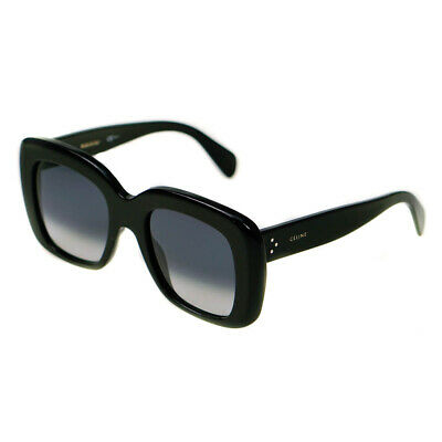 80cbf34d759a CELINE POLARISED PREPPY Black Ladies Sunglasses CL41801 S 807 ...