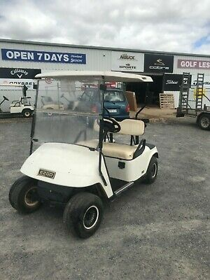 Ezy go electric golf cart 'excellent condition'