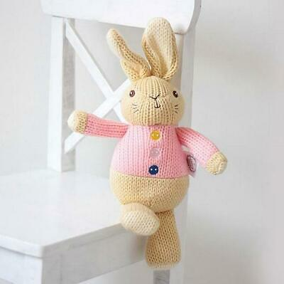 Made With Love Knitted Flopsy Bunny