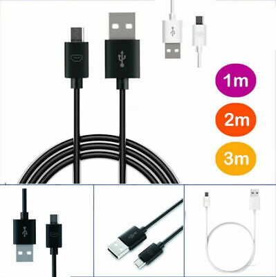 1m 2m 3m CHARGEUR SYNC CABLE MICRO USB DATA SAMSUNG GALAXY S6 S7 Edge NOTE SONY