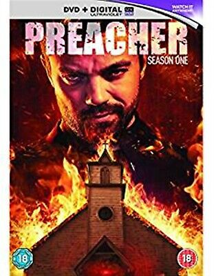Preacher - Season 1 - The Complete First 1st Series New & Sealed UK Region 2 DVD