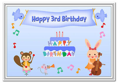 3rd Birthday Cards For Boys