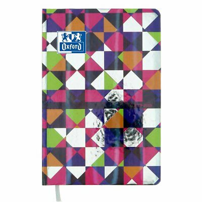 Oxford Pop N' Fluo Agenda Scolaire Journalier 2018-2019 1 Jour Page 352 Pages...