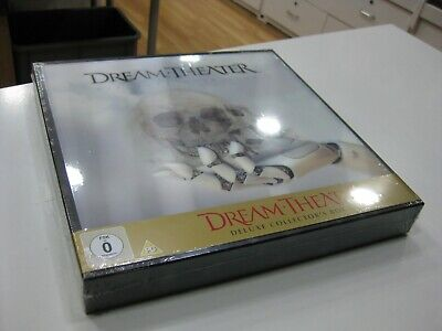 Dream Theater Distance Over Time  Deluxe Collector's Box Set Sealed 2019