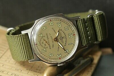 Pobeda Sturmanskie Gagarin 1st Men Vintage Mens Mechanical Watch Russian USSR