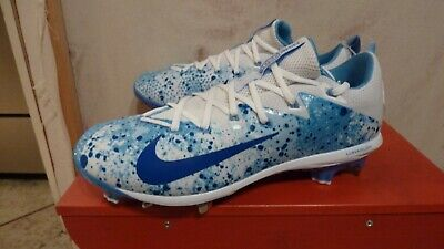 Nike Lunar Vapor Ultrafly Elite FD Baseball Cleats Blue White Sz 11.5 942053 -144 d2f23c161d6