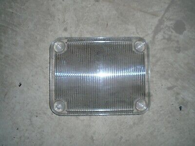 Whelen 900 series Lens - Clear - 68-1984100-30 - Ambulance Fire