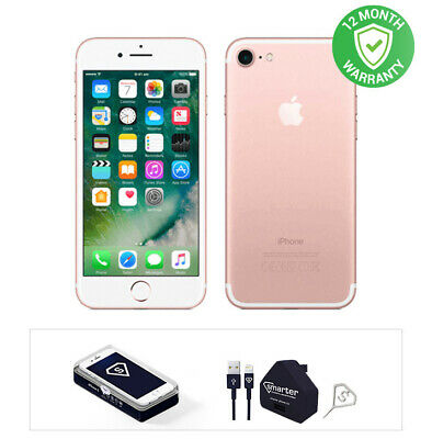 Apple iPhone 7 - 32GB - Rose Gold - Fully Unlocked