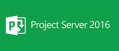Microsoft Project Server 2016  License Key - INSTANT DELIVERY