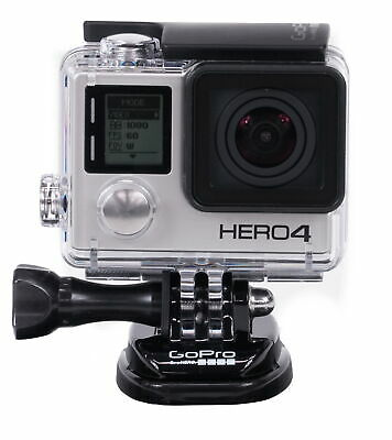 Gopro HERO 4 Black Edition 4K 12 MP Ultra HD Video Action Cam Camcorder