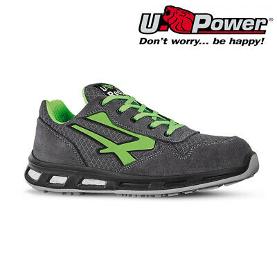 Scarpe Antinfortunistiche Upower Red Lion Point S1P Src U-Power Redlion S1P