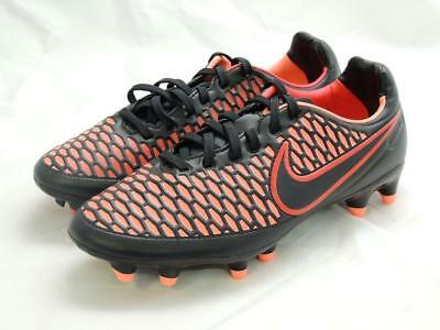 Nike Magista Orden Fg Womens Soccer Cleats Size 12 Mango Black Red  658571-002 14086c951