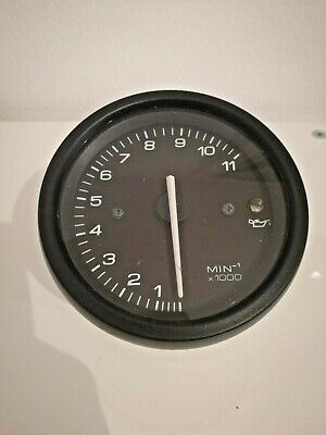 Contagiri Tachometer Rpm Gauge - Ducati SuperSport SS750 SS900 IE - OEM & NEW