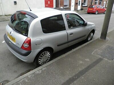 Renault Clio 53 Plate