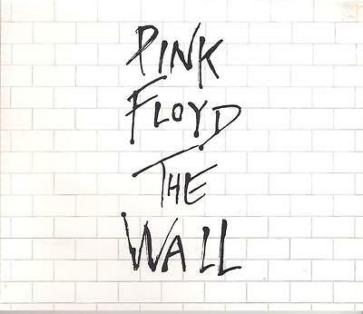 2-CD-Box-PINK FLOYD/ The Wall 1979 /Black face West Germany