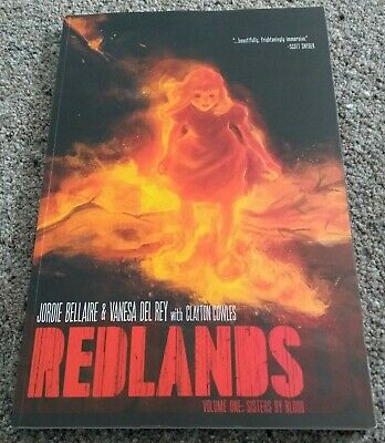 REDLANDS VOL 1 TPB GRAPHIC NOVEL (2018; Image Comics) Jordie Bellaire  Excellent