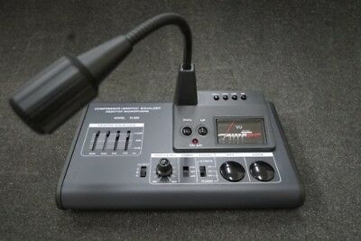 AVAIR AV-908 - Compression/EQ Desktop Powered Microphone - Free Shipping