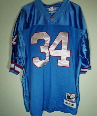 323248eb2 Earl Campbell Jersey Houston Oilers Mitchell   Ness size 54 NFL Sewn  Authentic