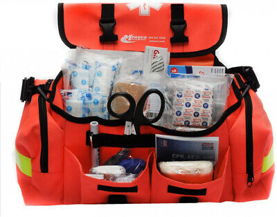 MFASCO - First Aid Kit - Complete Emergency Response Trauma Bag - for Natural -
