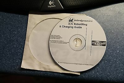 EZ CHILL A/C Recharge & Retrofit Kit ~ CD ROM ONLY