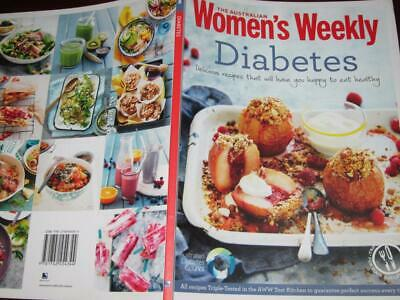 Womens Weekly Cooking For Diabetes Cookbook Recipes Master Chef
