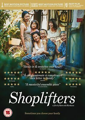 Shoplifters [DVD]